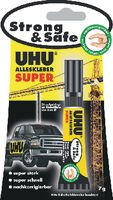 UHU Alleskleber  Super Strong & Safe 7 g / Tube - toolster.ch