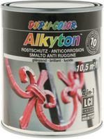 DUPLI-COLOR Alkyton Rostschutzlack 4-in-1 RAL-Farbton 750 ml, RAL 7016 Anthrazitgrau glzd. - toolster.ch