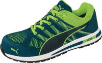 PUMA Sicherheitshalbschuh S1P Elevate Knit Green Low 43 - toolster.ch