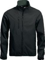 CLIQUE Softshell Jacke  Basic 020910 schwarz L - toolster.ch