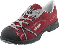 STUCO Sicherheitshalbschuh S3 Stuco HIKING rot 42 - toolster.ch
