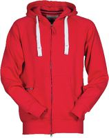 PAYPER Sweatjacke  Dallas+ rot XL - toolster.ch