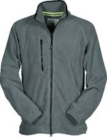 PAYPER Fleecejacke  Norway steel grey M - brwtools.ch