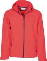 PAYPER Softshell Jacke  Gale rot XL - toolster.ch