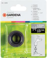"GARDENA Adapter IG 1"" / AG 3/4"" 5305-20 - toolster.ch"